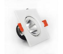 ElectroHouse LED світильник стельовий білий 5W 45 градус 4100К