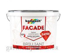 Фасадная краска FACADE LATEX Kompozit 4,2 кг