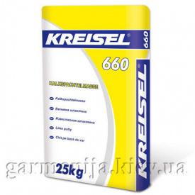Шпаклевка KREISEL 660 известковая 25 кг