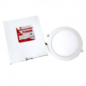 ElectroHouse LED панель круглая 18W 4100К 1620Lm 225мм