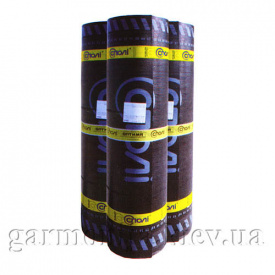 Рубероид Споли Оптима ЭКП 4,0 кровельный 1х10 м