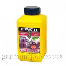 Очиститель универсальный СТРАЖ-14 антивысол 1кг