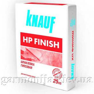 Шпаклівка KNAUF НР Finish гіпсова 25 кг