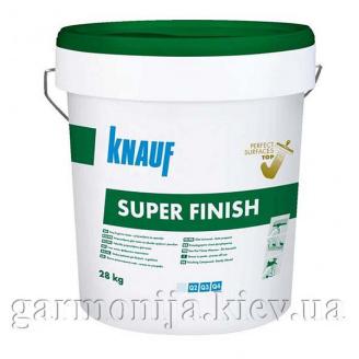 Шпаклівка KNAUF Sheetrock Super Finish акрилова 28 кг