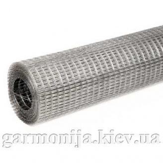 Сетка штукатурная сварная оцинкованная 0,6х25х25 мм 1х30 м