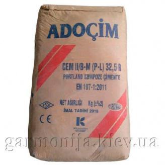 Цемент ПЦ 550Р Д0 Adocim 25 кг