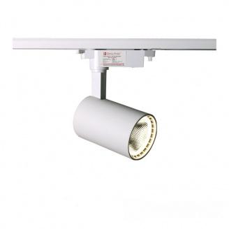 ElectroHouse LED светильник трековый 20W белый 4100K 1800Lm