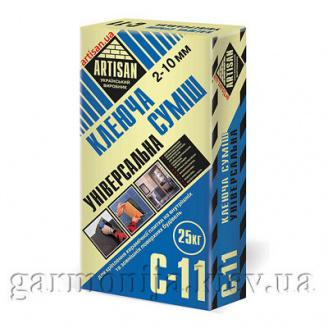Клей для плитки ARTISAN C-11 25 кг