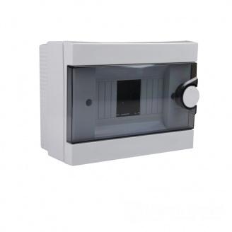 ElectroHouse Бокс пластиковый модульный для наружной установки на 2-6 модулей