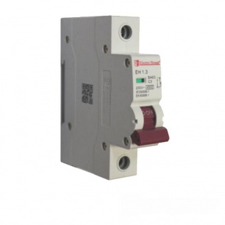 ElectroHouse Автоматический выключатель 1P 3A 4,5kA 230-400V IP20