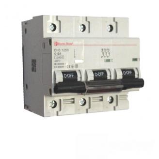 ElectroHouse Автоматический выключатель силовой 125A 4,5kA 230-400V IP20