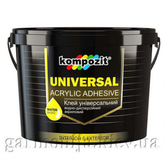 Клей акриловый Kompozit Universal 12 кг