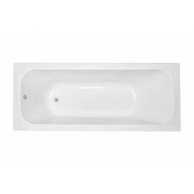 Ванна ALTEA 1600х700х448мм без ніжок акрил 5мм VOLLE TS-1670448