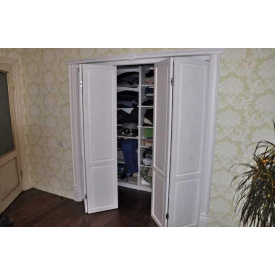 Раздвижная система на две двери-книжки Новатор MKK 2 N 2 3 м