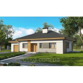 Проект дома uskd-31