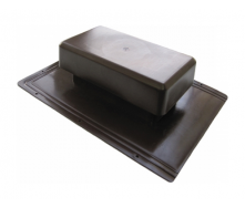 Аэратор Aquaizol специальный 395x284x110 мм коричневый