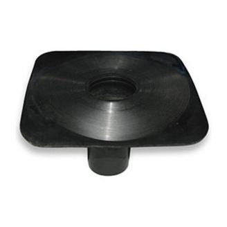 Воронка кровельная Aquaizol 150 мм черный