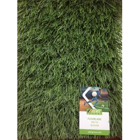 Футбольная трава FlashBlade Edel Grass ворс 100% РЕ 13 мм 40 стежков