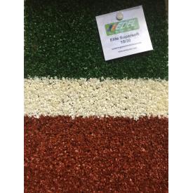 Тенісна трава Edel Elite Supersoft ворс 100% РЕ Thiolon 10 мм 30 стібків