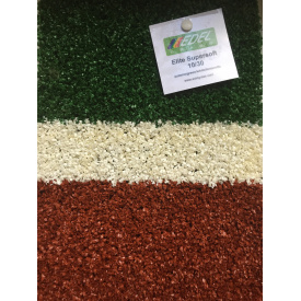 Теннисная трава Edel Elite Supersoft ворс 100% РЕ Thiolon 10 мм 30 стежков