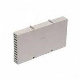 Вентиляційна коробочка 115х60х9 мм біла
