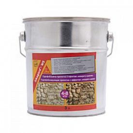 """Захисне покриття з ефектом """" мокрого каменю для підлоги SIKAGARD-610 WS FLOOR"""
