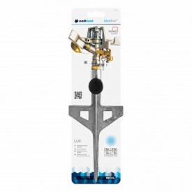 Профессиональный пульсирующий ороситель CellFast LUX – металлический
