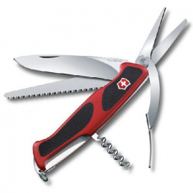 Нож Victorinox Delemont RangerGrip 71 Gardener 130 мм 0.9713C