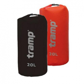 Гермомішок Tramp Nylon PVC 20 TRA-102 чорний