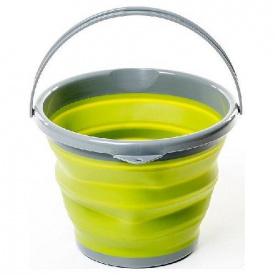 ВедроскладноесиликоновоеTramp TRC-092-olive