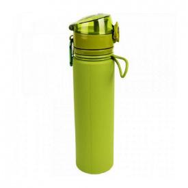 Пляшка силікон 700ml Tramp TRC-094-olive