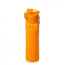 Бутылкасиликон700mlTramp TRC-094-orange