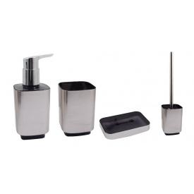 Комплект аксесуарів у ванну кімнату Trento Techno