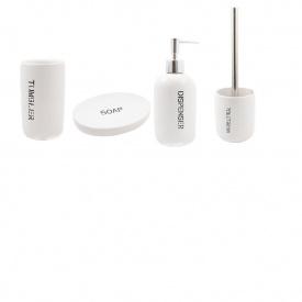 Комплект аксесуарів у ванну кімнату Trento Locanic