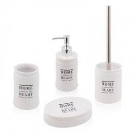 Trento Home Heart комплект аксессуаров в ванную комнату