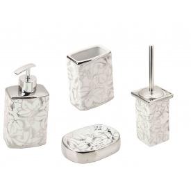 Комплект аксесуарів у ванну кімнату Trento Villagio