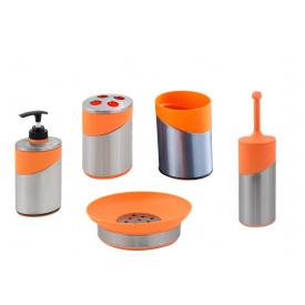Комплект аксесуарів у ванну кімнату Trento Solare