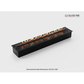 Автоматический биокамин Dalex 1500 Gloss Fire (dalex-1500)
