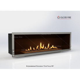 Встраиваемый биокамин Очаг Focus MS 008 GlossFire (Focus008)