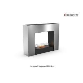 Напольный биокамин Edison-m4-300 Gloss Fire