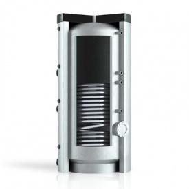 Аккумулирующий бак Теплобак ВТН-2-ПЛЮС 1500 л 6,35 м2 полиэстеровая изоляция