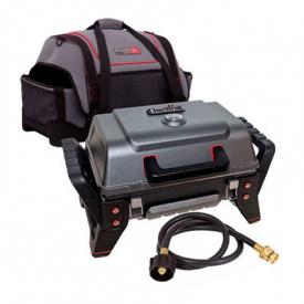 Портативный инфракрасный газовый гриль Char-Broil Grill2Go X200 с сумкой CARRY-ALL + шланг EN