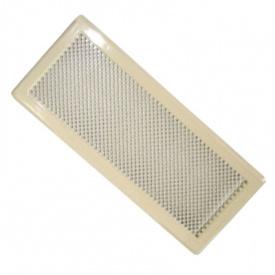 Вентиляційна решітка Р5 195х485 кремова Darco