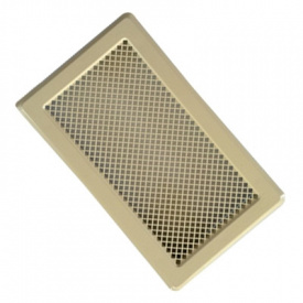 Вентиляційна решітка Р4 195х335 кремова Darco