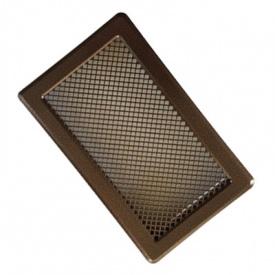 Вентиляційна решітка Р4 195х335 мідь антична Darco