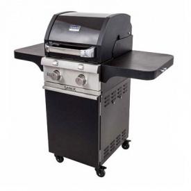 Инфракрасный газовый гриль Saber CAST 330 Black