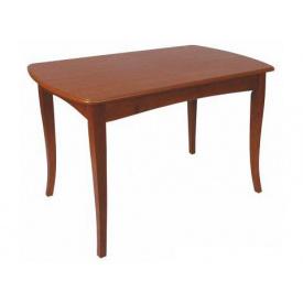 Деревянный стол Melitopol mebli Милан раскладной 70х77,4х120 см бук натуральный