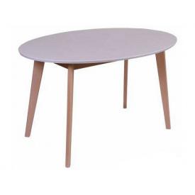Деревянный стол Melitopol mebli раскладной Космо 90х77х138 см бук натуральный