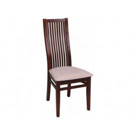 Дерев'яний стілець Melitopol mebli Парма 44x53x102 см бук натуральний