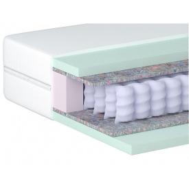 Матрас детский пружинный Pocket Spring MatroLuxe Балу Покет 80х190 см